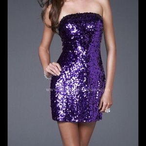 Lafemme 15863 HOCO Dress!